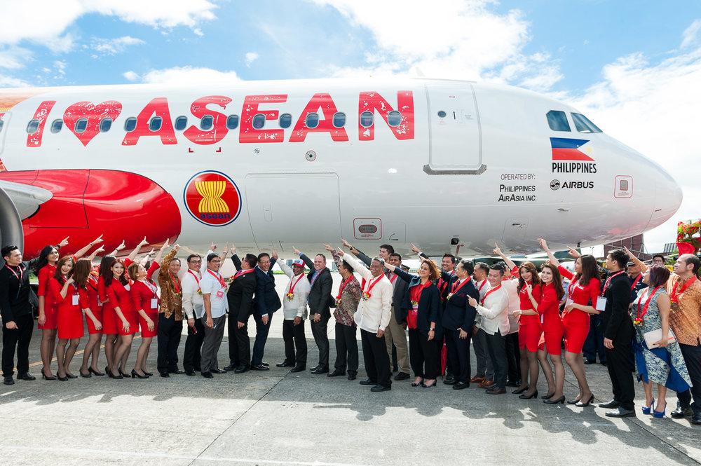 Hệ thống đối tác rộng lớn của AirAsia