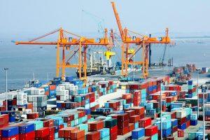 Các mặt hàng vận chuyển bằng đường biển