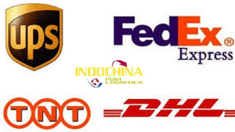 Các hãng chuyển phát nhanh quốc tế nổi tiếng
