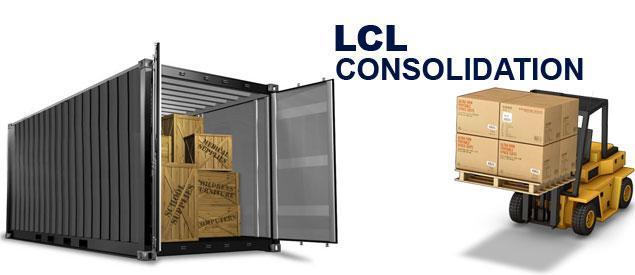 Quy trình gửi hàng lẻ bằng đường biển LCL