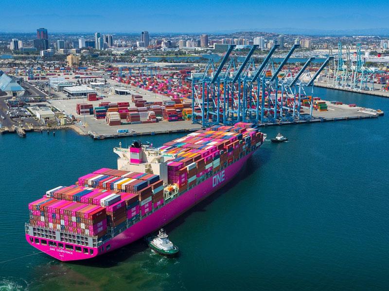 Dịch vụ vận chuyển hàng LCL từ Việt Nam đi Mỹ