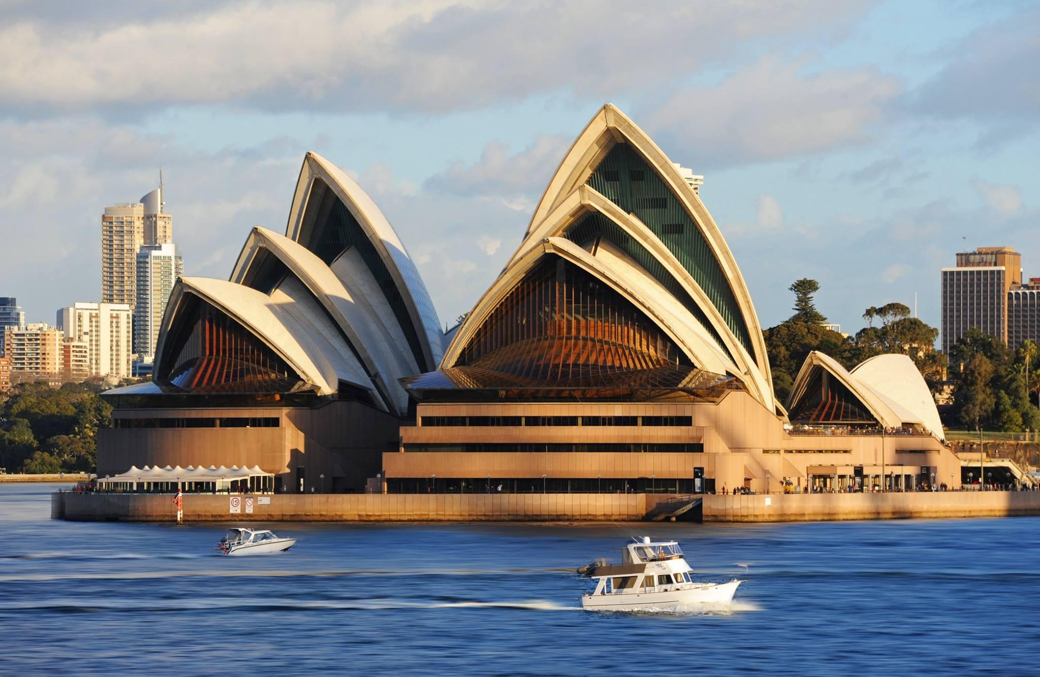 Dịch vụ chuyển phát nhanh sách báo, tài liệu đi Australia