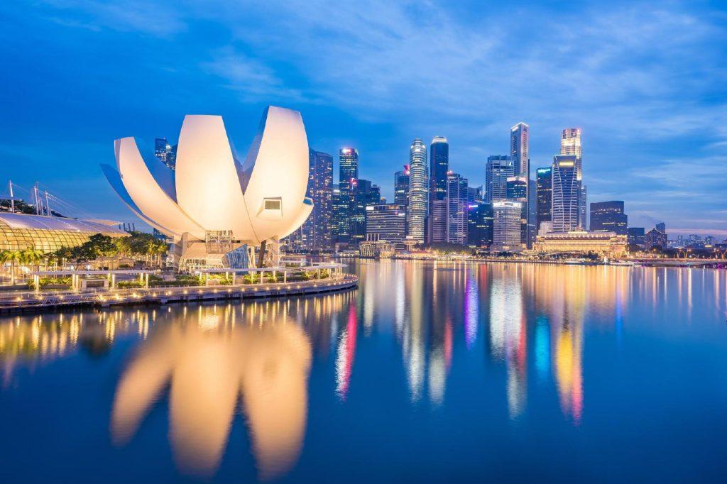 Gửi hàng từ Cần Thơ đi Singapore giá rẻ, nhanh chóng nhất